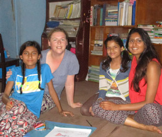 Volunteer & Travel in Kathmandu