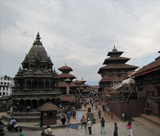Patan and Bhaktapur Tour