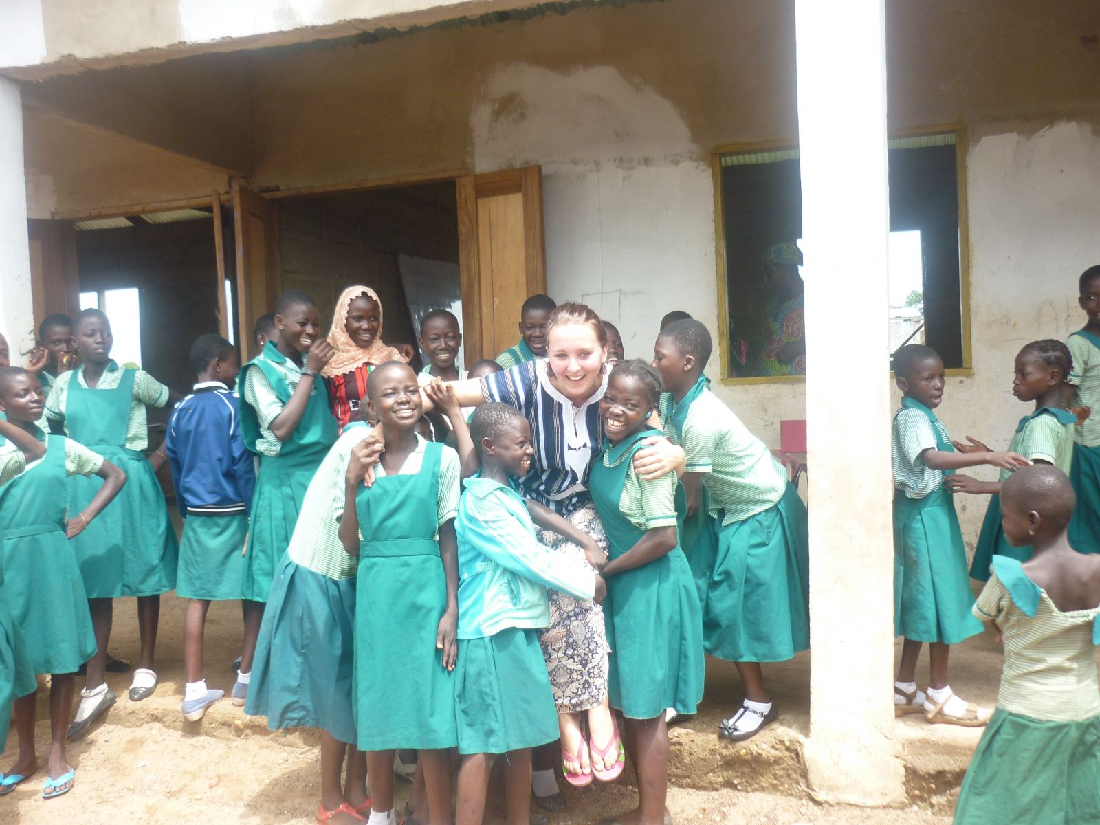 Volunteering Solutions in Ghana with Amy Elizabeth