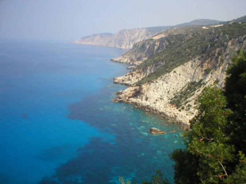 Kafelonia in Greece