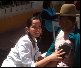 Volunteering at Medical Clinic in Cusco, Peru