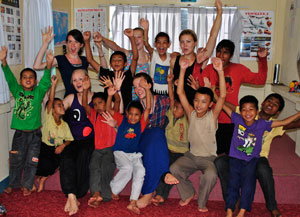 Volunteer Solutions Volunteer in Nepal