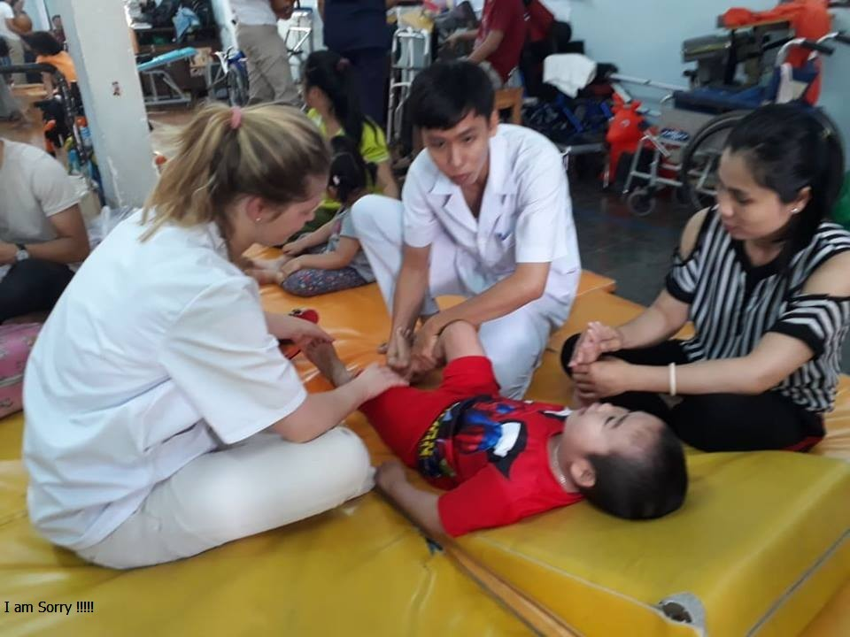 Physiotherapy Placement in Vietnam
