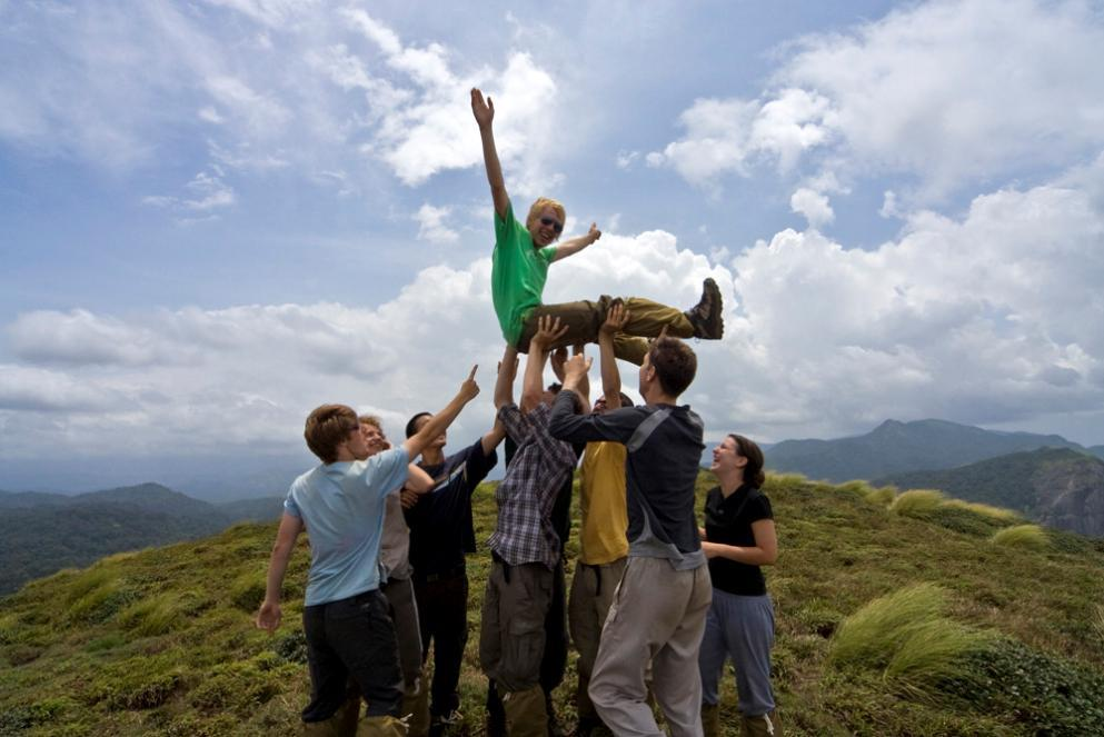 Youth Travel and Volunteer Expedition