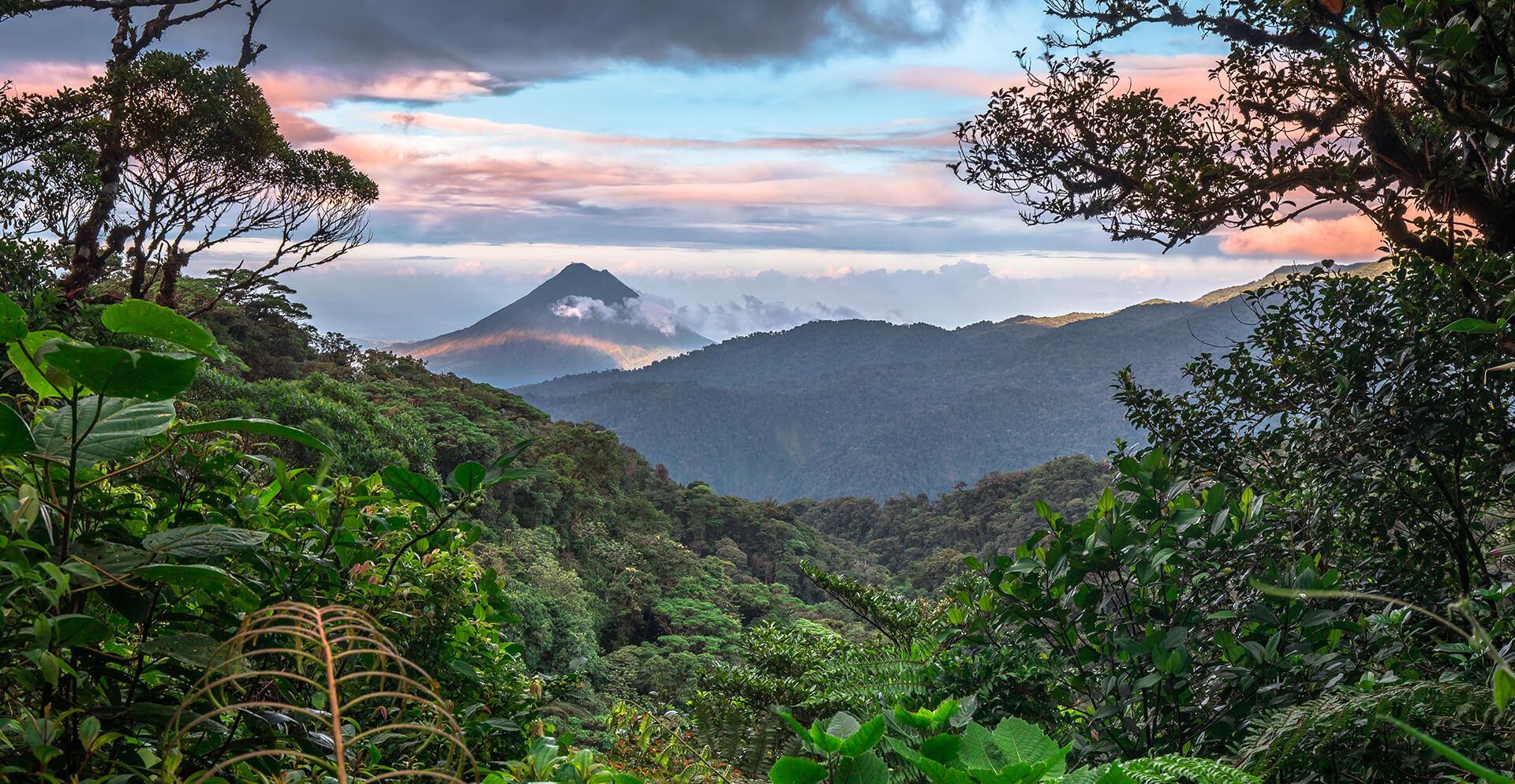 Voluntário na Costa Rica