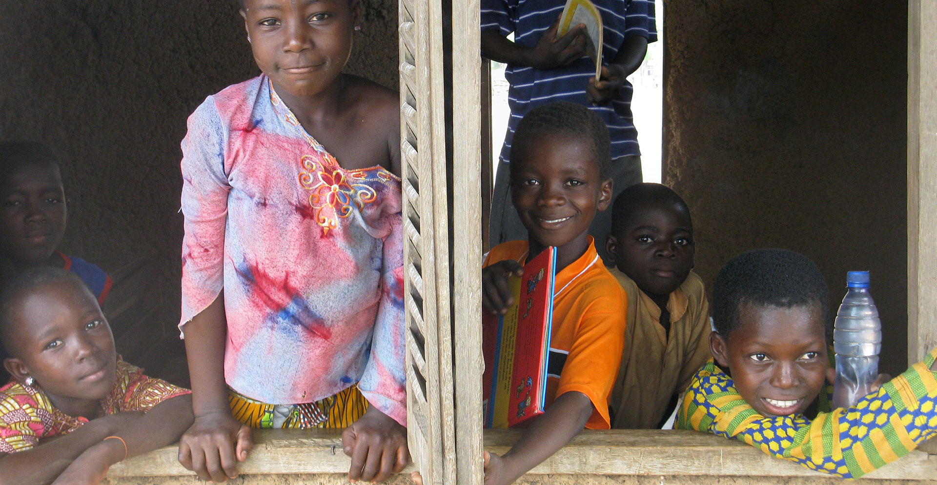 Voluntário em Gana