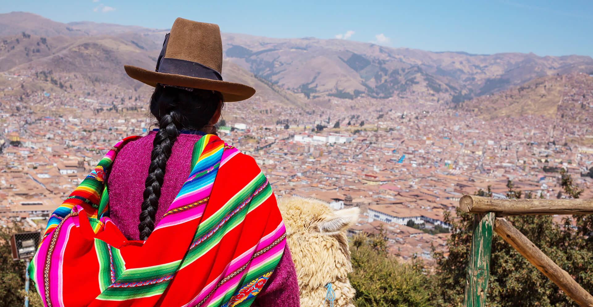 Voluntário no Peru - Cusco