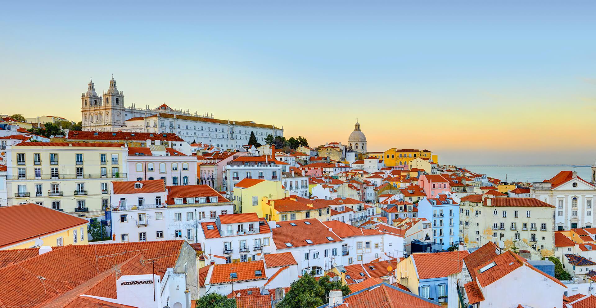 Voluntariado en Portugal
