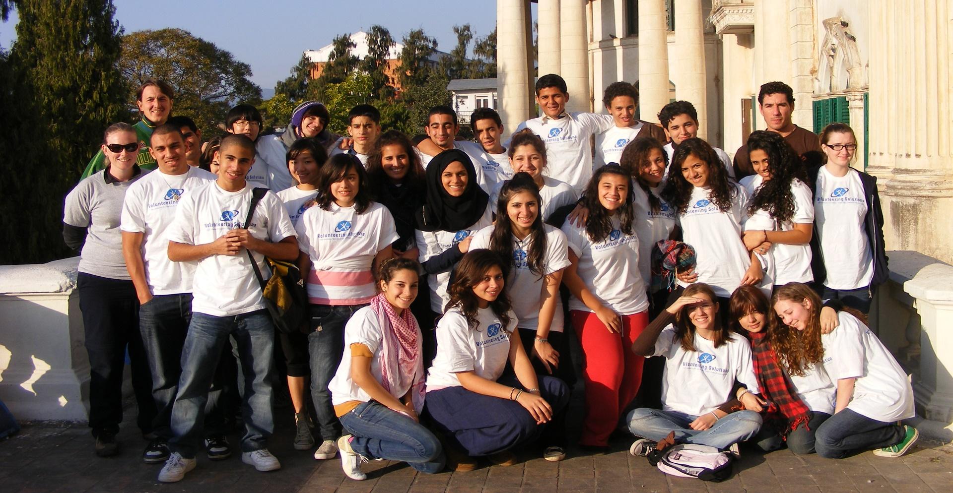Viagens de Grupos Escolares no Exterior
