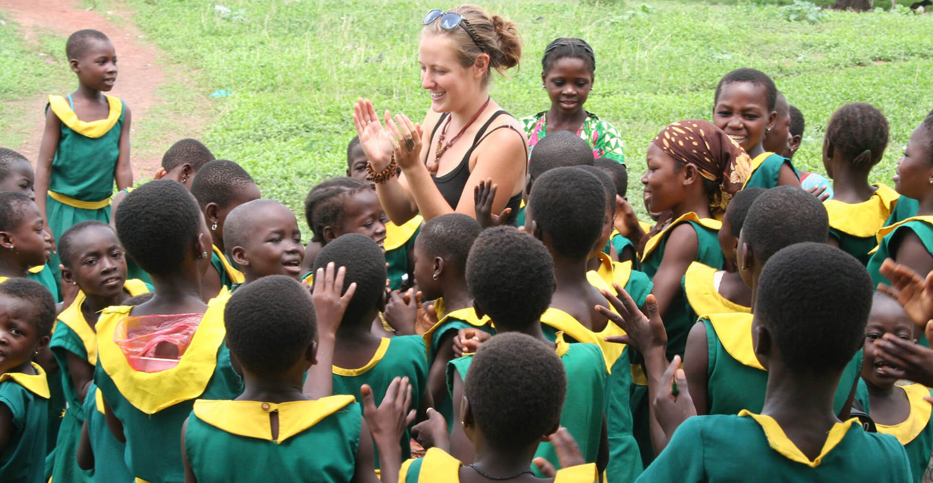 Meet Amy Elizabeth, Volunteer in Ghana