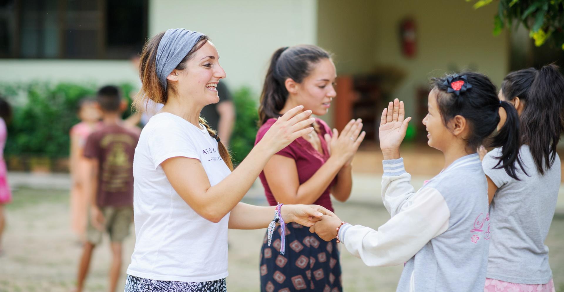 Volunteer Abroad Opportunities With Volunteering Solutions   Most ...