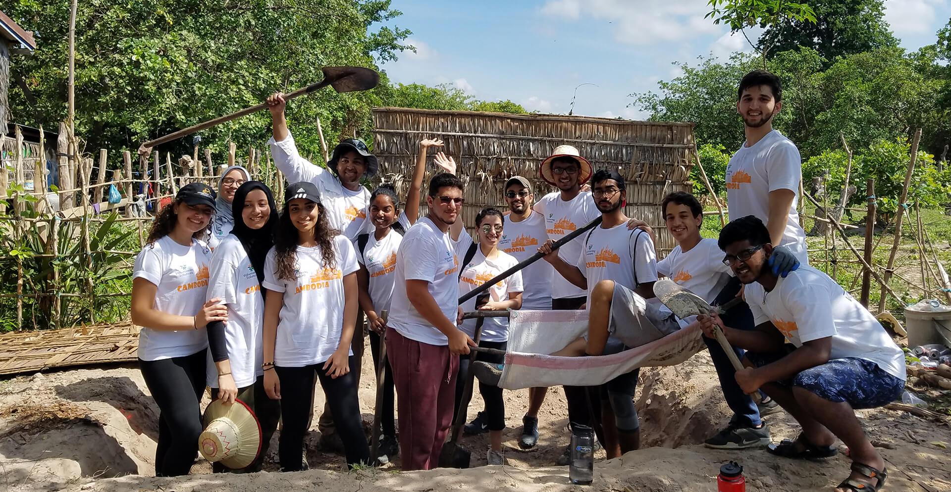 ¿En qué consisten las soluciones de voluntariado?