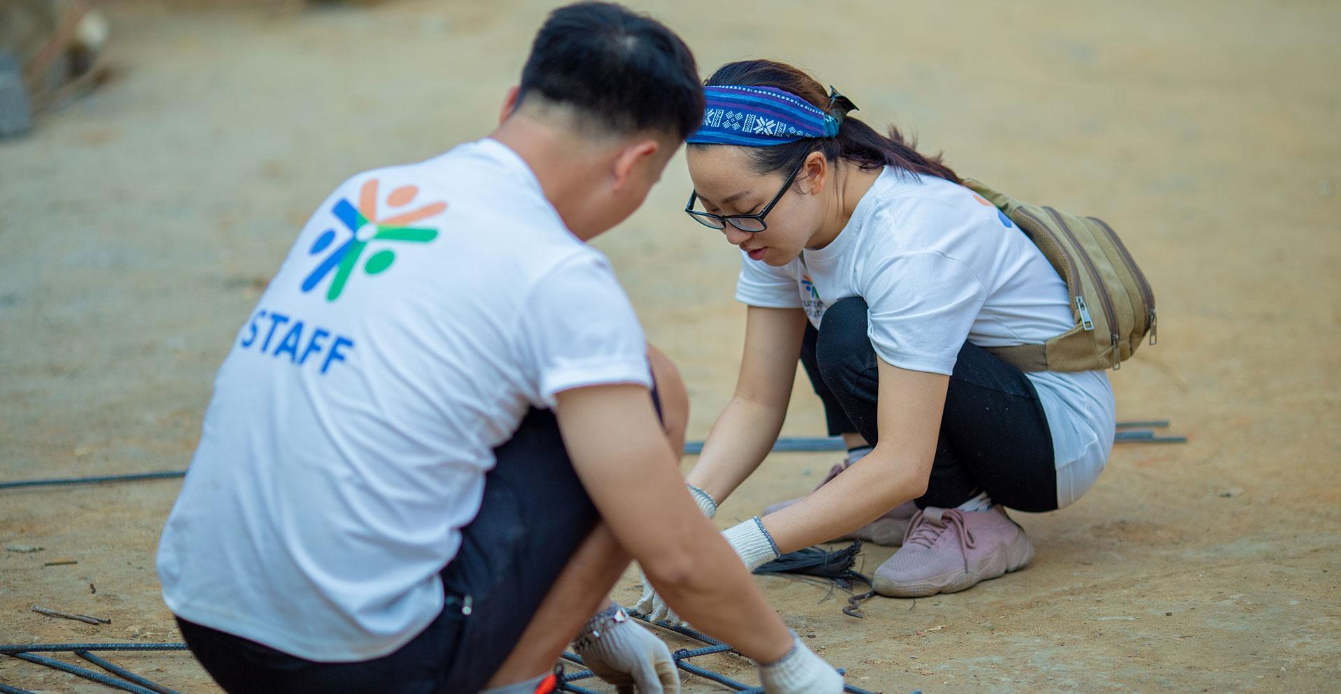 Cumplir con las Soluciones de Voluntariado Equipo @