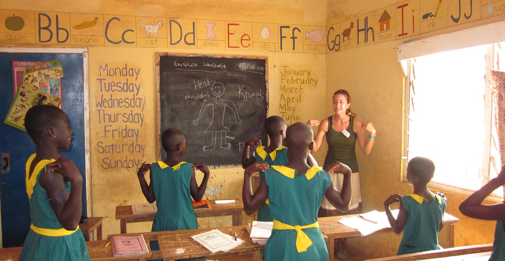 Programas de voluntariado en el extranjero