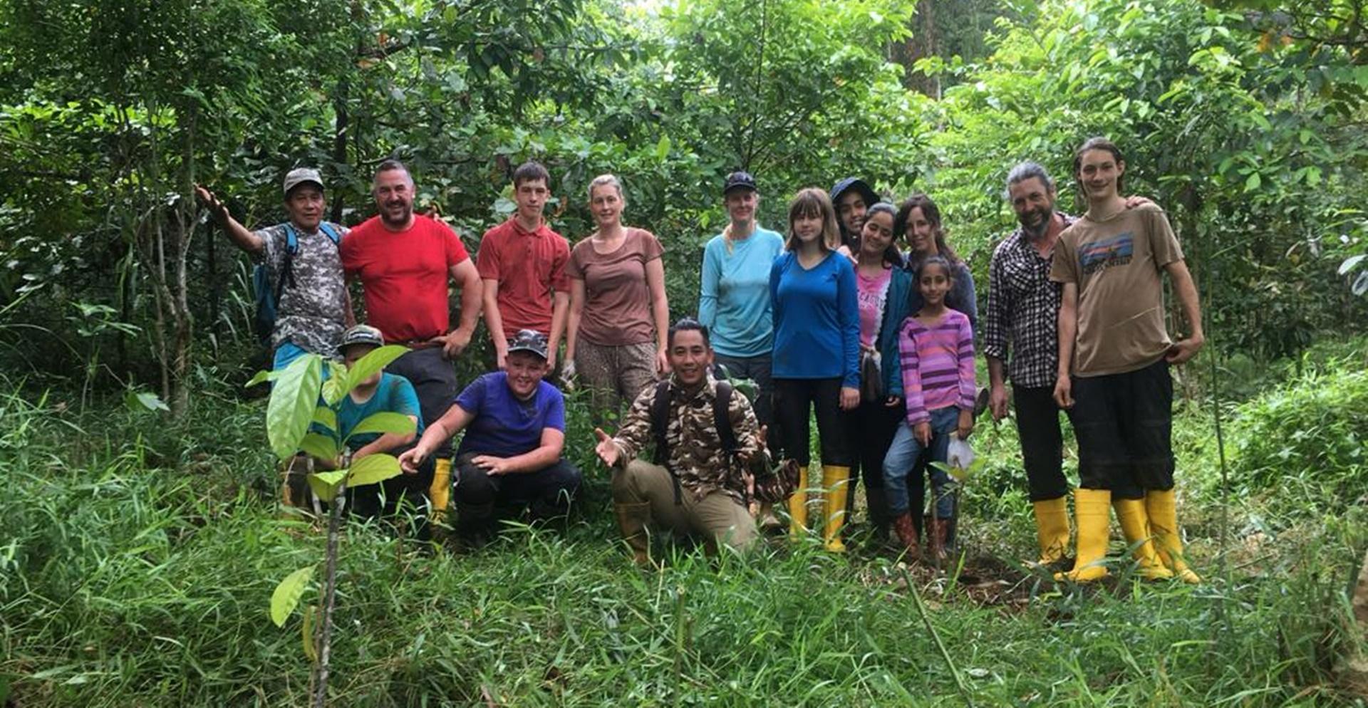Programas de Voluntariado Familiar no Exterior