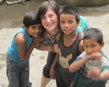 Volunteer Work in Nepal