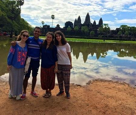 Programa de voluntariado de verano de Camboya 2019