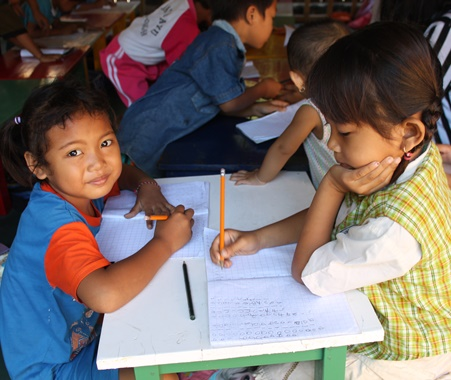 Kindergarten Volunteer Program in Bali