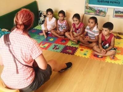 Childcare Volunteering in Brazil