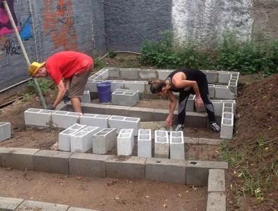Urban Gardening Volunteering Program in Brazil