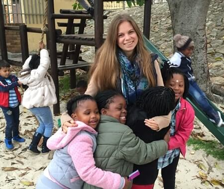 Township Volunteering Program in Port Elizabeth