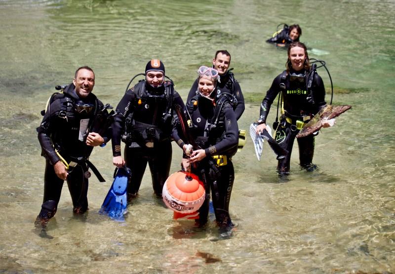 Programa de Voluntariado de Conservación Marina en Portugal