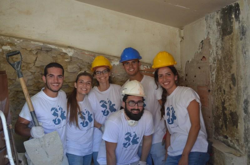 Voluntariado en construcción y renovación en Portugal