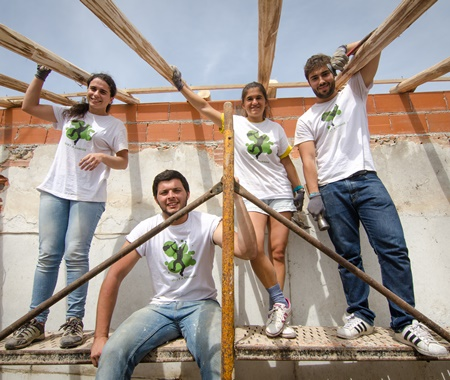 Construction & Renovation Volunteering in Portugal