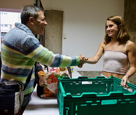 Food Waste Management Volunteer Program