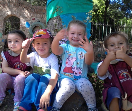 Childcare Volunteering Program in Argentina
