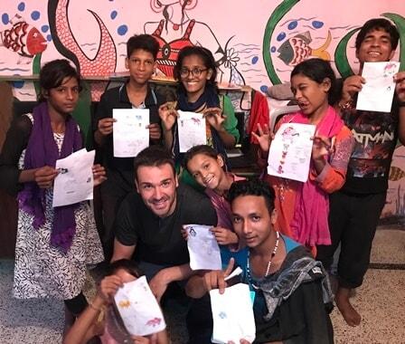 1 semana de programa especial de voluntariado en la India
