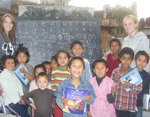 1 Week Special Volunteer Program in Nepal