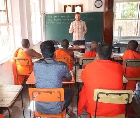 1 semana de programa especial de voluntariado en Sri Lanka
