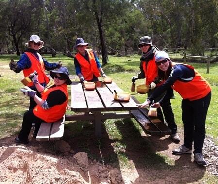 Conservación de los trópicos húmedos Australia