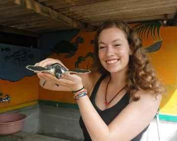Sea Turtle Conservation Volunteer in Sri Lanka