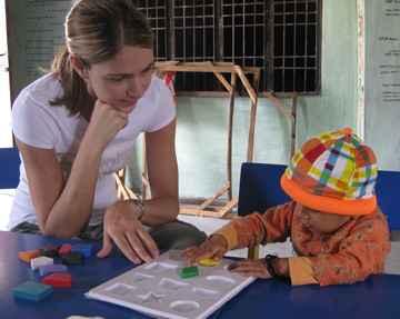 Programas de ensino voluntário na Índia - Dharamsala