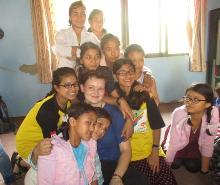 Women Empowerment Volunteer Program