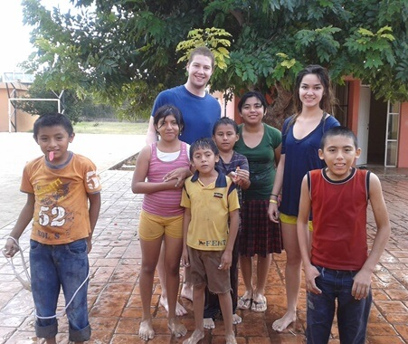 Volunteering With Disadvantaged Children