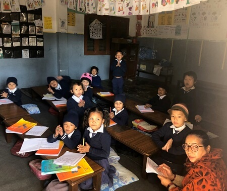 Teaching Volunteering Program in Pokhara