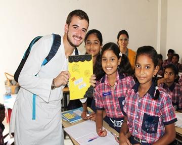 Teaching Volunteer Program Jaipur
