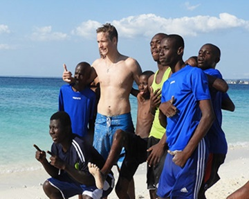 Volunteering as Football Coach in Zanzibar