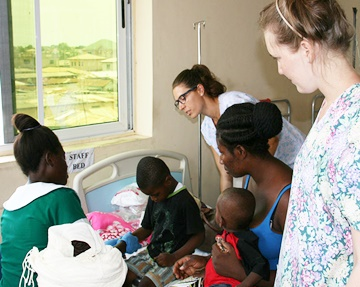 Medical Internship in Ghana