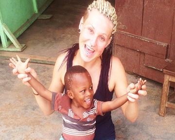 Kindergarten and Pre School Volunteer Program in Ghana