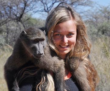 Volunteer for African Animal Welfare in Namibia