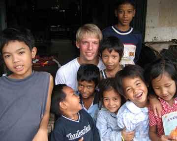 Childcare Program Phnom Penh - Cambodia