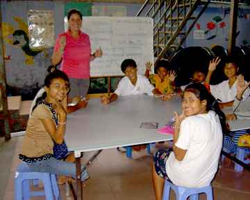 Teaching English Program Phnom Penh - Cambodia