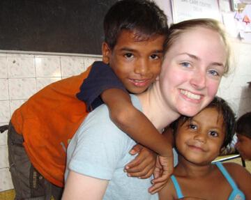 Volunteer in India - Delhi