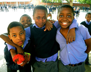 Volunteer in South Africa - Cape Town