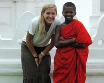 Vrijwilliger in Sri Lanka - Galle