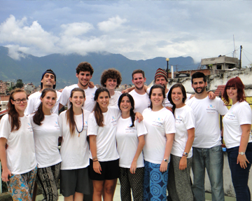 CAS Trips, High School & Teen Volunteering